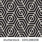 vector seamless pattern. modern ... | Shutterstock .eps vector #1041288208