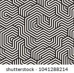 vector seamless pattern. modern ... | Shutterstock .eps vector #1041288214