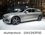 geneva  switzerland   march 6 ... | Shutterstock . vector #1041343930