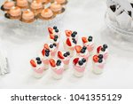 candy bar made of delicious... | Shutterstock . vector #1041355129