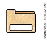 business folder file to...   Shutterstock .eps vector #1041364720