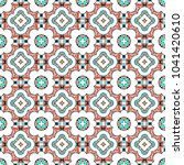 colorful seamless pattern for... | Shutterstock . vector #1041420610