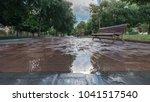 waterproof outer cement coating ... | Shutterstock . vector #1041517540