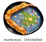 Grilled Crab Leg With Various...