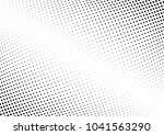 abstract halftone wave dotted... | Shutterstock .eps vector #1041563290