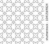 seamless vector pattern in... | Shutterstock .eps vector #1041569824