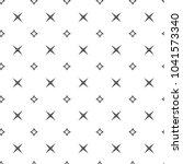 geometric ornamental vector... | Shutterstock .eps vector #1041573340