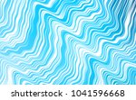 light blue vector pattern with... | Shutterstock .eps vector #1041596668