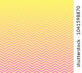 magenta pink yellow ombre... | Shutterstock .eps vector #1041598870