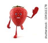3d rendered illustration of a... | Shutterstock . vector #104161178