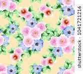 abstract elegance seamless... | Shutterstock .eps vector #1041721216