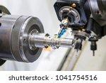 operator machining automotive... | Shutterstock . vector #1041754516
