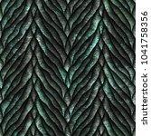seamless oxide metallic texture ... | Shutterstock . vector #1041758356