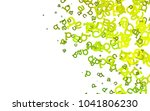light green vector cover with...   Shutterstock .eps vector #1041806230