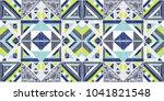 tribal vector ornament....   Shutterstock .eps vector #1041821548