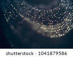 glitter lights abstract... | Shutterstock . vector #1041879586