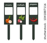 a set of labels for your... | Shutterstock .eps vector #1041887116