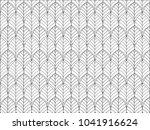 abstract leaves background... | Shutterstock .eps vector #1041916624