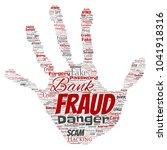 Conceptual Bank Fraud Payment...