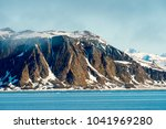 mountains  snow of the nature...   Shutterstock . vector #1041969280