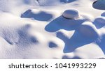 natural winter background with... | Shutterstock . vector #1041993229