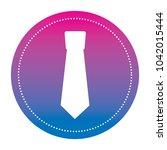 retro label fashion necktie for ...   Shutterstock .eps vector #1042015444