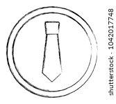 retro label fashion necktie for ...   Shutterstock .eps vector #1042017748