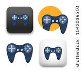 flat vector icon   illustration ... | Shutterstock .eps vector #1042036510
