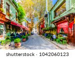 istanbul  turkey   november 05  ... | Shutterstock . vector #1042060123
