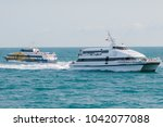 batam island   march 2018   ... | Shutterstock . vector #1042077088