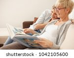 mother and daughter having a... | Shutterstock . vector #1042105600