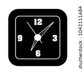 clock flat icon | Shutterstock .eps vector #1042111684