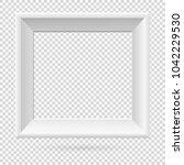 presentation square picture... | Shutterstock .eps vector #1042229530