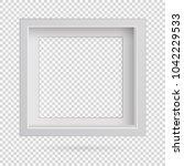 presentation square picture... | Shutterstock .eps vector #1042229533