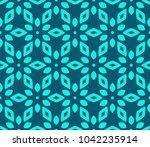 stylish geometric background.... | Shutterstock .eps vector #1042235914