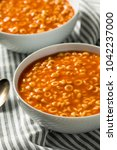 Small photo of Healthy Alphabet Soup in Tomato Sauce Ready to Eat