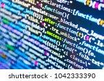 modern web network and internet ...   Shutterstock . vector #1042333390