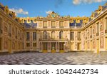 Versailles  France   February...