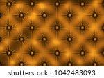 texture of chesterfield ... | Shutterstock . vector #1042483093