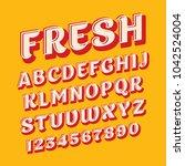 font design   handcrafted...   Shutterstock .eps vector #1042524004