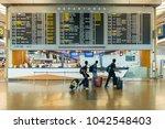 singapore   january 6  2018 ... | Shutterstock . vector #1042548403