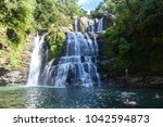 nauyaca  costa rica   january... | Shutterstock . vector #1042594873
