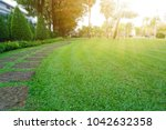 pattern of laterite steping...   Shutterstock . vector #1042632358