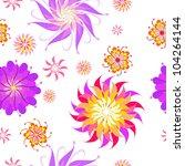 abstract seamless vector...   Shutterstock .eps vector #104264144