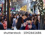 london england   december 26... | Shutterstock . vector #1042661686