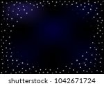 abstract background with... | Shutterstock .eps vector #1042671724