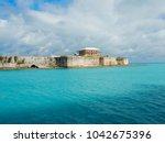royal dockyard bermuda | Shutterstock . vector #1042675396