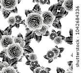 abstract elegance seamless... | Shutterstock . vector #1042684336