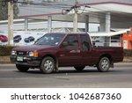 chiang mai  thailand  february... | Shutterstock . vector #1042687360