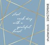 stop dreaming start doing....   Shutterstock .eps vector #1042709848